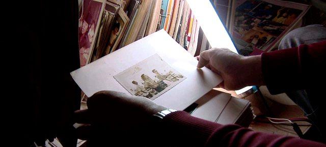 Arsip foto di Sinematek Indonesia