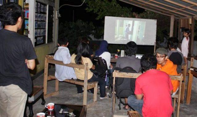 Bioskop Jumat di Palu