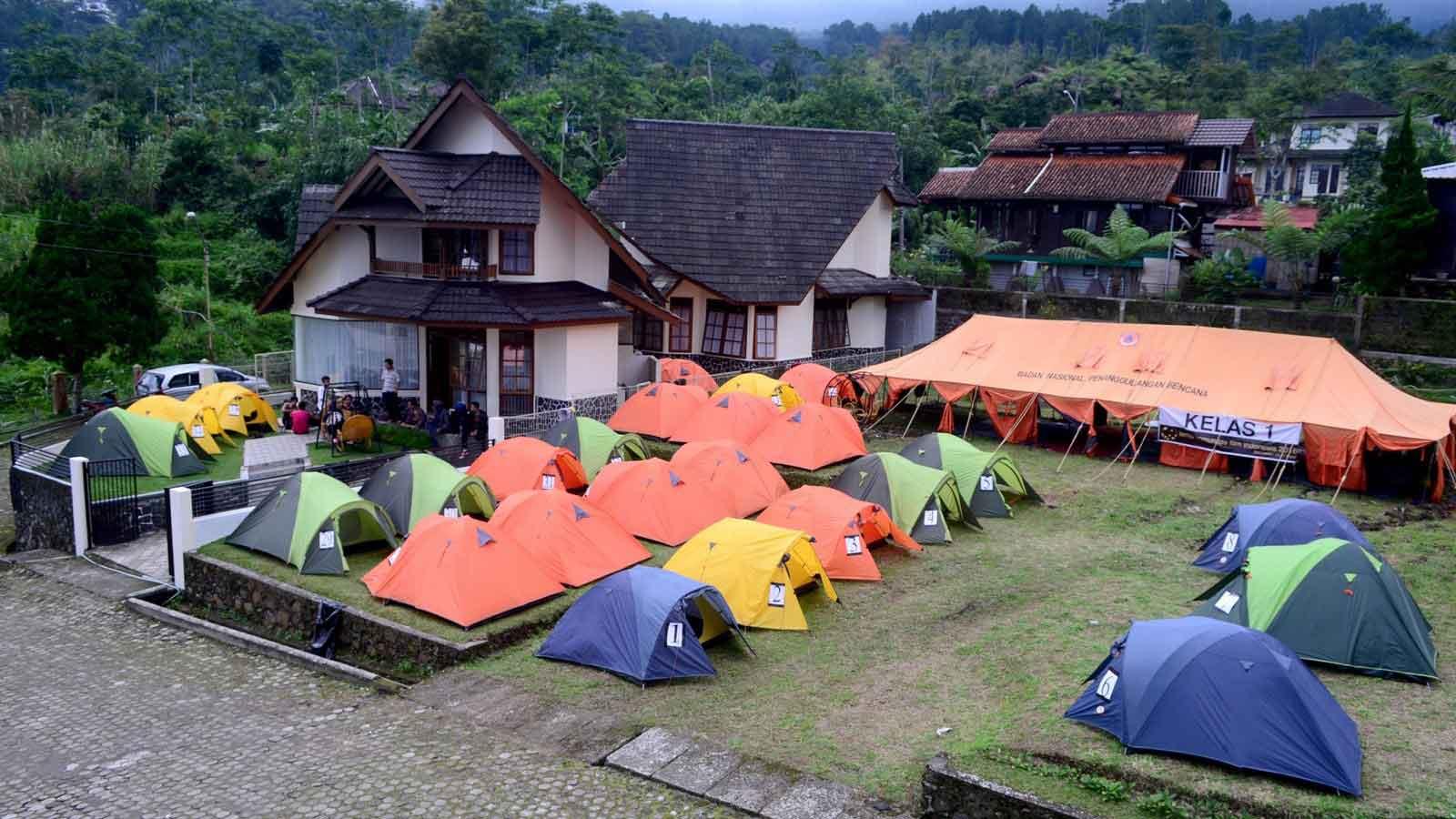 Lokasi kegiatan Temu Komunitas Film Indonesia 2016
