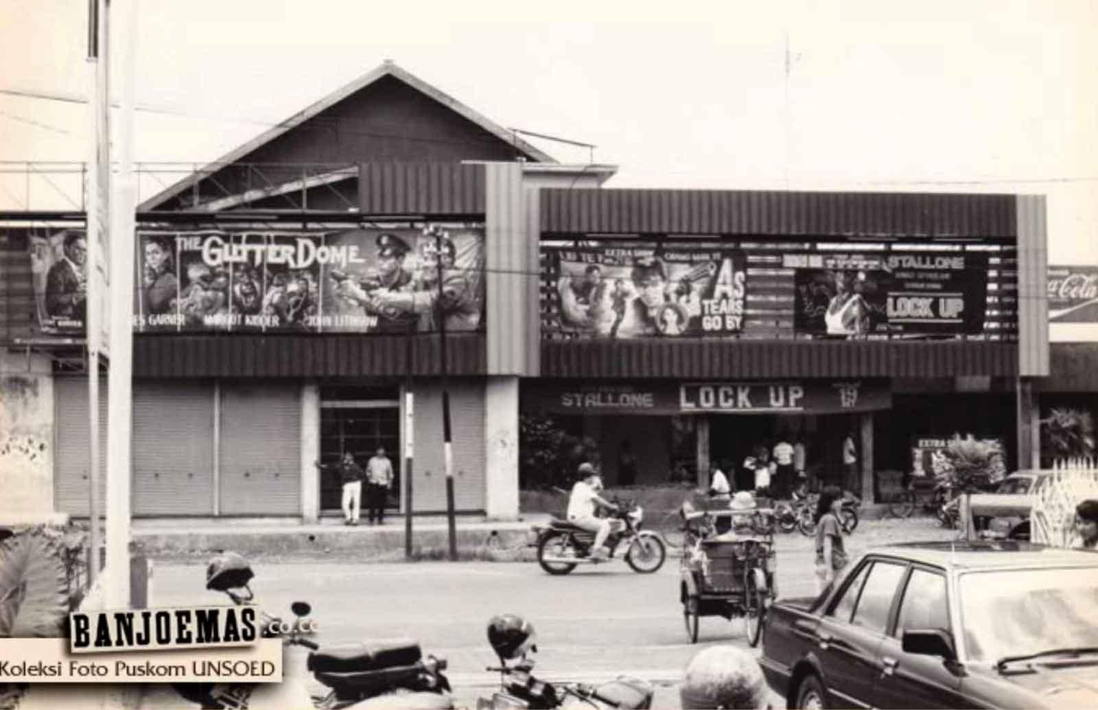 Bioskop Nusantara, dulu